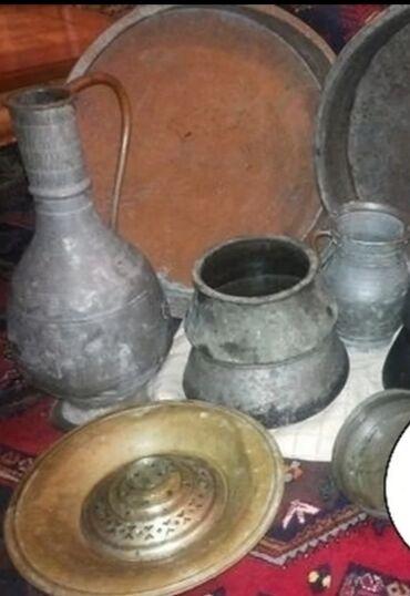 buna dəyişərəm - Azərbaycan: Salam mis latun alminum demir lambirin aliram mis 8 manat latun 4