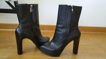 Zara cizme kao nove,jednom nosene,placene 13000,broj 39 - Belgrade