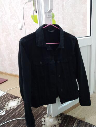 Продаю черную джинсовку LCW размер М. Покупала 2500