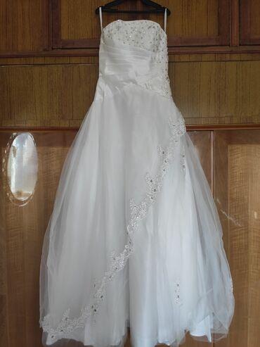 Продается свадебные платье