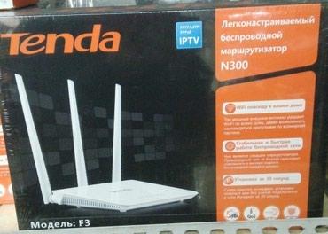 Wi-Fi роутер. Новый. в Бишкек