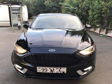 zapchasti na ford tranzit в Азербайджан: Ford Fusion 1.5 л. 2017 | 82000 км