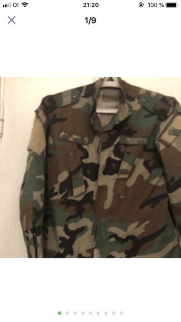 Униформа б/у есть 2компл - верх+брюки,1 в Бишкек