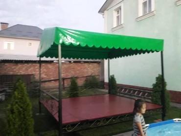 Садовые зонты в Кыргызстан: Наши работы. клиенты довольны! принимаем заказы любой сложности