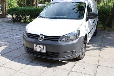 Volkswagen в Кыргызстан: Volkswagen Caddy 1.6 л. 2013 | 106496 км