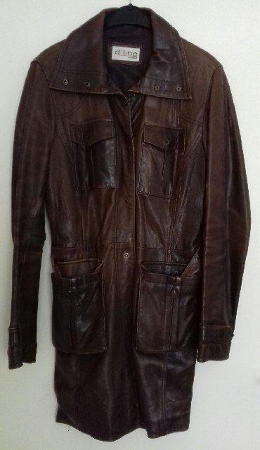 Kozna-suknja-m - Srbija: Turska kozna jakna, M/L