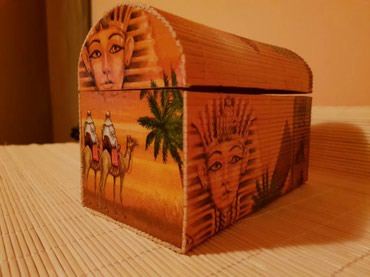 Kutija za ukras - Pirot