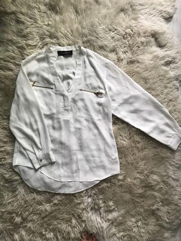 Продается блузка Akira Chicago,одевала два в Бишкек