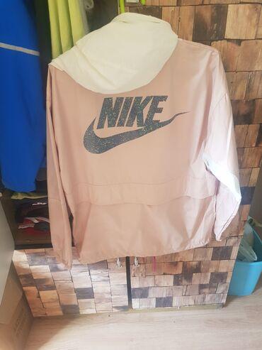 Sport i hobi - Zabalj: Nike suskava tanka jakna XS nova kupljena samo jednom nosena.Placena