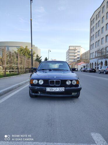 bmw 540i - Azərbaycan: BMW 525 2.5 l. 1992 | 337000 km