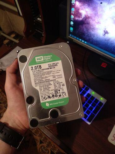 Продаю жёсткий диск на 2 TB в хорошем состоянии. Есть доставка