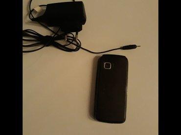 Bakı şəhərində Nokia 5230 в хорошем состоянии зарядку держит больше 10 дней  нет