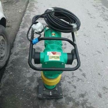 трамбовка в аренду электрическая в Кыргызстан: Сдаю в аренду трамбовка электрическую 1 фазную аренда прокат