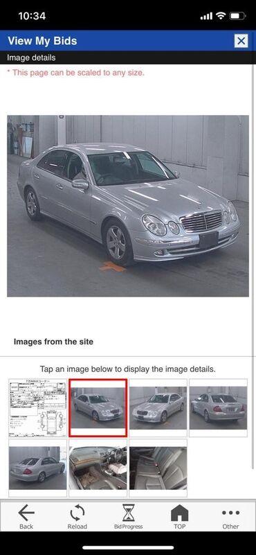 Авто Запчасти на МЕРСЕДЕС БЕНЗ, W211, объём двигателя 272, мотор 3.5 п