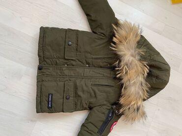 Куртка зимняя детская на 2 года. На мальчика 700 сом. Находится в 8
