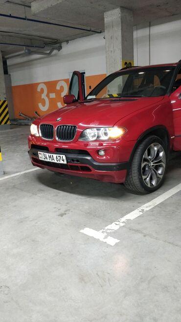 Автомобили - Чок-Тал: BMW X5 4.4 л. 2004 | 360000 км