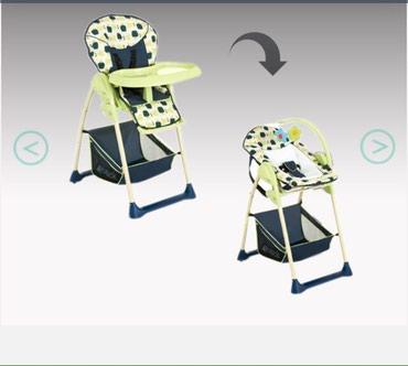 usaq oturacagi - Azərbaycan: Almaniyanin Huck firmasinin usaq stolu. 2 oturacaqlidir. Yeni dogulan