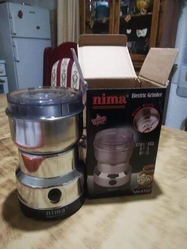 Mlin - Srbija: Električi mlin za kafu, šećer i ostale začine.CENA 1450 din Melje zrna