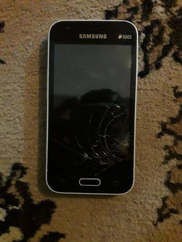 İşlənmiş Samsung Galaxy J1 Mini 8 GB qara
