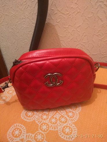 Новая модная сумочка,качество люкс в Бишкек