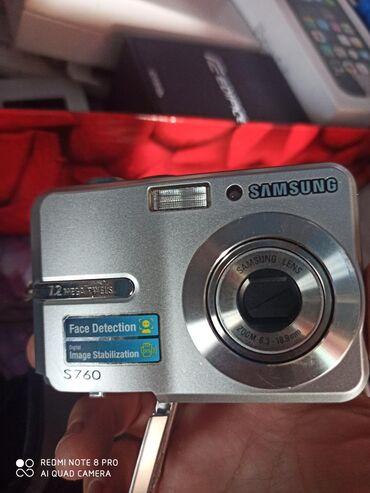 Samsung gt s wave - Кыргызстан: Фотоаппарат 7.2 mpx. С чехлом. Работает на обычных батареях. В