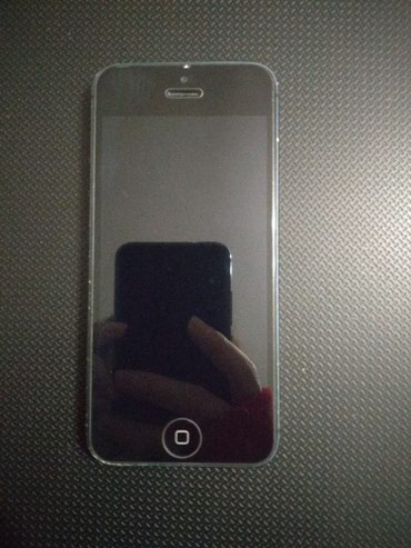 Iphone 5g space grey в Бишкек