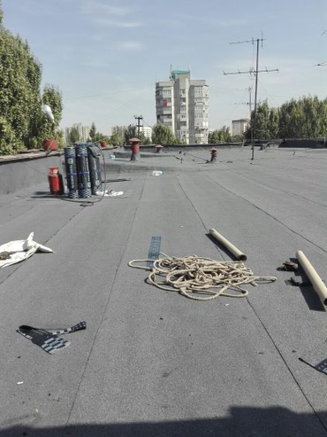Мягкая кровля качественным в Бишкек