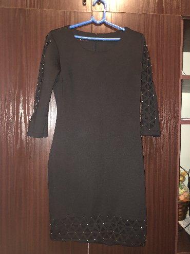 Svaku priliku haljina - Srbija: Crna elegantna haljina za svaku priliku. nova Broj 42