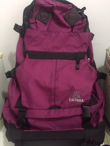 Рюкзак для похода в горыВместительный!Удобный!Объёмом ~ 60-70 литровВ