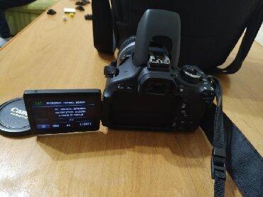 Canon EOS 600DEFS 17-85mm Professionalс кейсом. Торг. Состояние