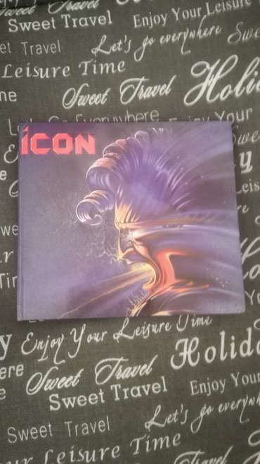 Icon S/T digibook CD σε Acharnes