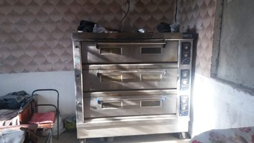 Хлебопекарная печь трёх в Исфана