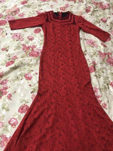 Женская одежда - Кызыл-Кия: Вечернее платье,одевала всего лишь один раз очень красиво смотрится