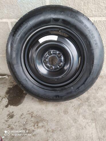 Шины и диски - Ак-Джол: Таблетка запасное колесо штатная с завода не катаная