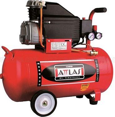 Sumqayıt şəhərində Hava kompressoru 24 litr(az ishlenmish)