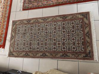 Ručno čvorovana vuna-svila 0,93m x 1,45m 42 000 čvorova/m2 - Belgrade