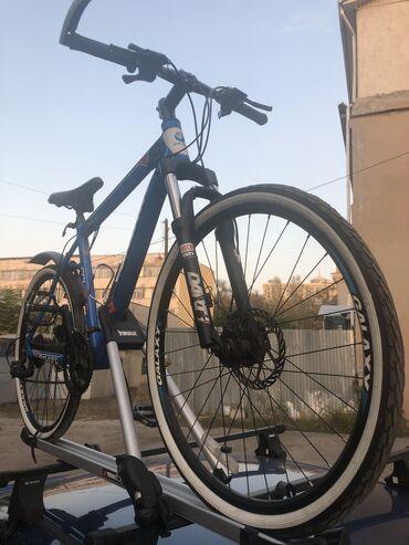 Продаю оригинальный велосипедGalaxy на пром подшибахРама 19 Колёса 26