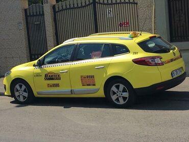 Renault Megane 1.5 l. 2014 | 216000 km