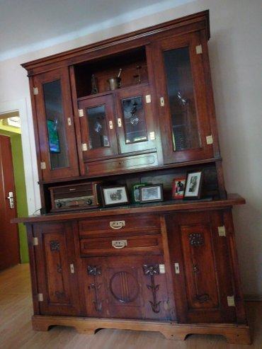Kredenac | Srbija: Stilski kredenac,puno drvo