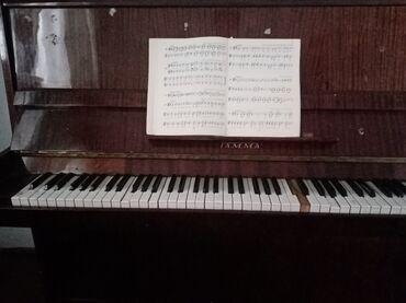 репетитор пианино в Кыргызстан: Антикварное фортепиано, один из лучших фирм ГАММАХороший и чистый