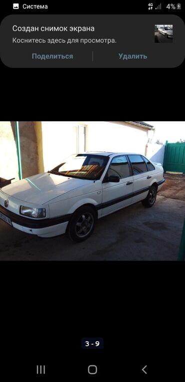 Volkswagen Passat 1.9 л. 1988