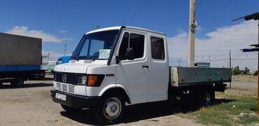 Купить грузовик до 3 5 тонн бу - Кыргызстан: Мерседес 410 свежий перегон обм 3куб матор 602 без вложения 3