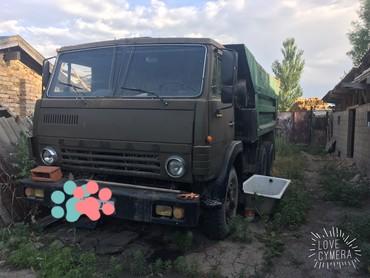 Продаются 2 камаза технически в в Бишкек