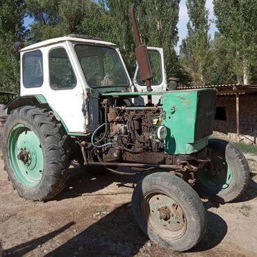 Продаётся трактор ЮМЗ-6 АЛ в комплекте с прицепом 4 т.,плуг 3 корпусны