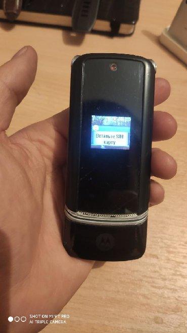 Motorola в Кыргызстан: Чорный моторола к1 оригинальная есть обмен или продам