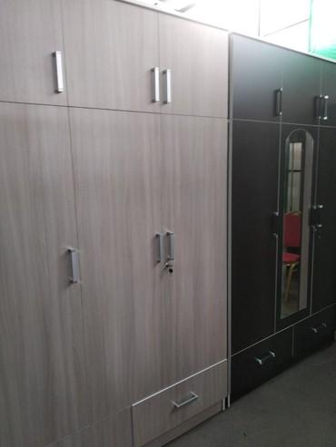 Продаю шкафы 3х дверные из российских материалов 7500сом доставка по