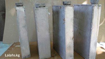 Алюминивая канистра каждая по 250 сом в Бишкек