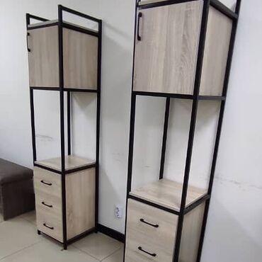Мебель на заказ - Кыргызстан: Изготовление кухонного и спального гарнитура из ЛДСП и стиль лофт