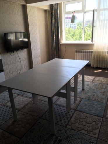 Новые столы книжки, размер 2,2м длинна и в Бишкек