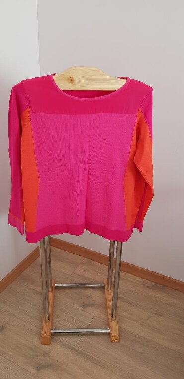 розовый свитерок в Кыргызстан: Красивый свитерок размера 48-50